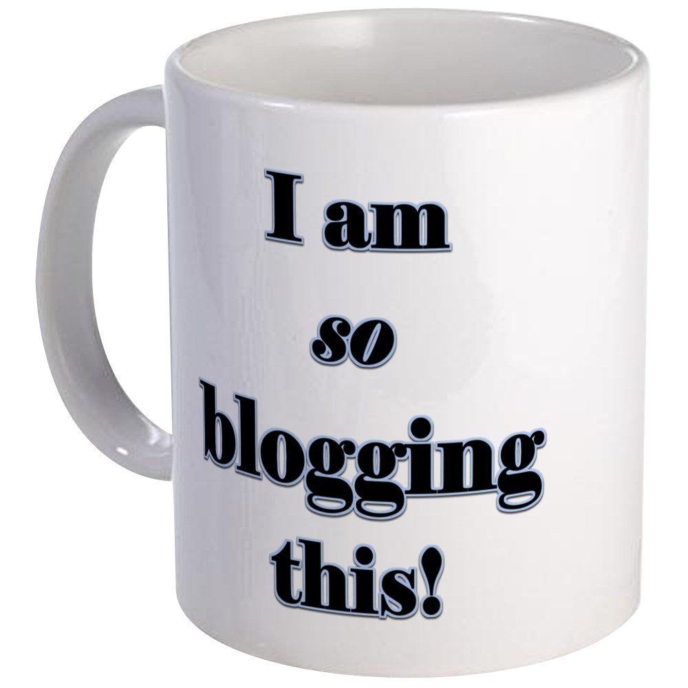 I am so blogging this! mug