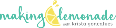 Making Lemonade with Krista Goncalves | Brand Strategy for Wellness Entrepreneurs