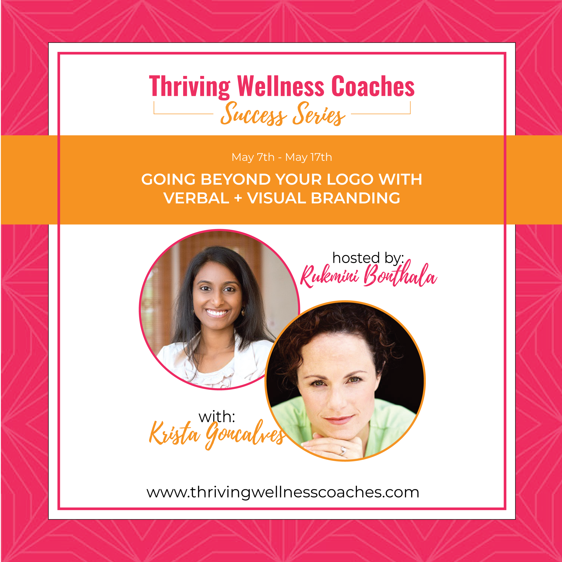 Krista Goncalves Featured in the Media: Thriving Wellness Coaches Success Series