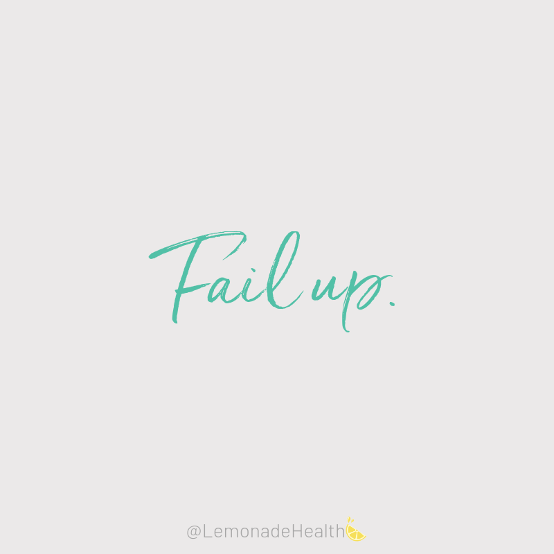 #FailUp | Making Lemonade with Krista Goncalves