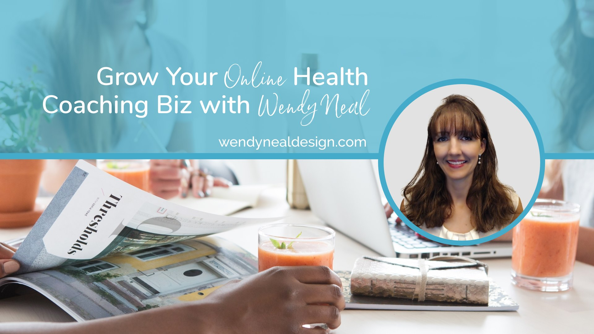Facebook Community Group | Grow Your Online Health Biz with Wendy Neal