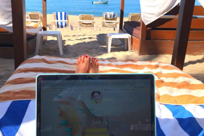 Benefits of taking time off from your business | Krista Goncalves Co.