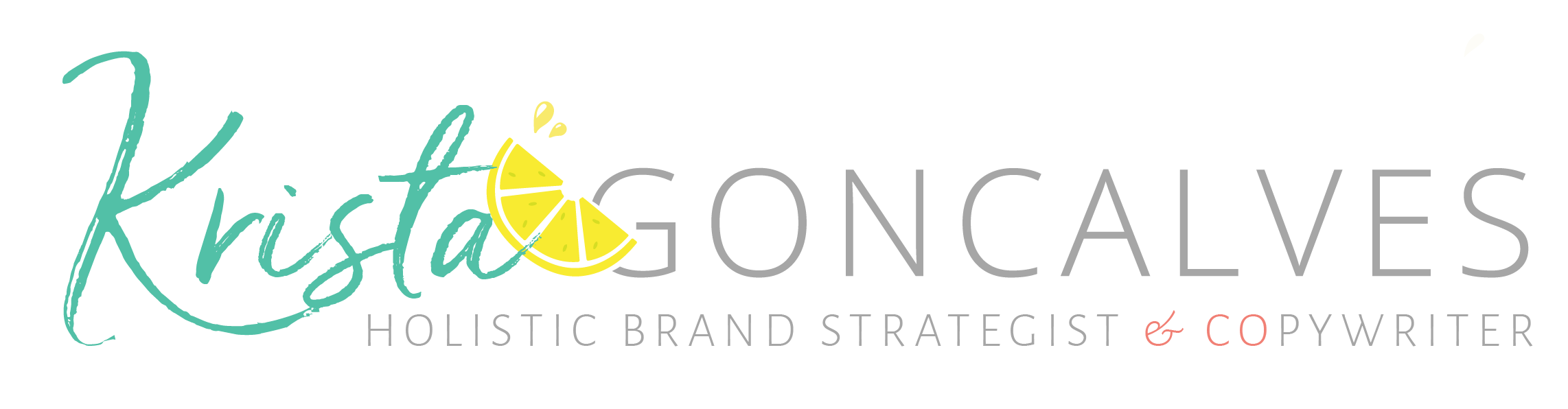 Krista Goncalves Co. | Holistic Brand Strategist & Copywriter for Wellness Entrepreneurs