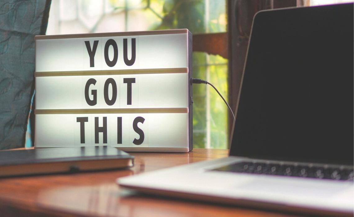 Wellness Website Envy | You Got This!