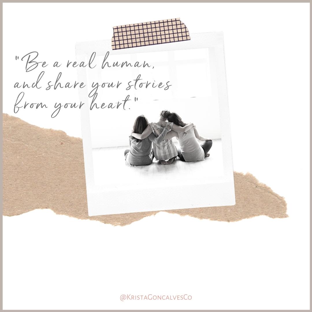 Wellness Business Writing Tips | Storytelling | Krista Goncalves Co